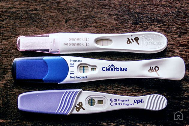 15 Of The Worst Pregnancy Tests Out There Babygaga