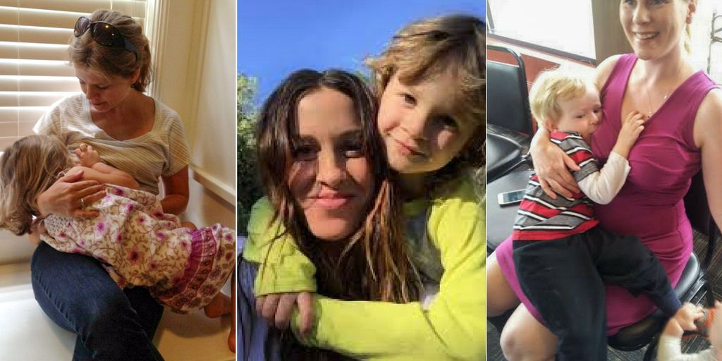8 Oldest Kids To Be Breastfed (And 5 That Will Surprise You)  8 Oldest Kids T...