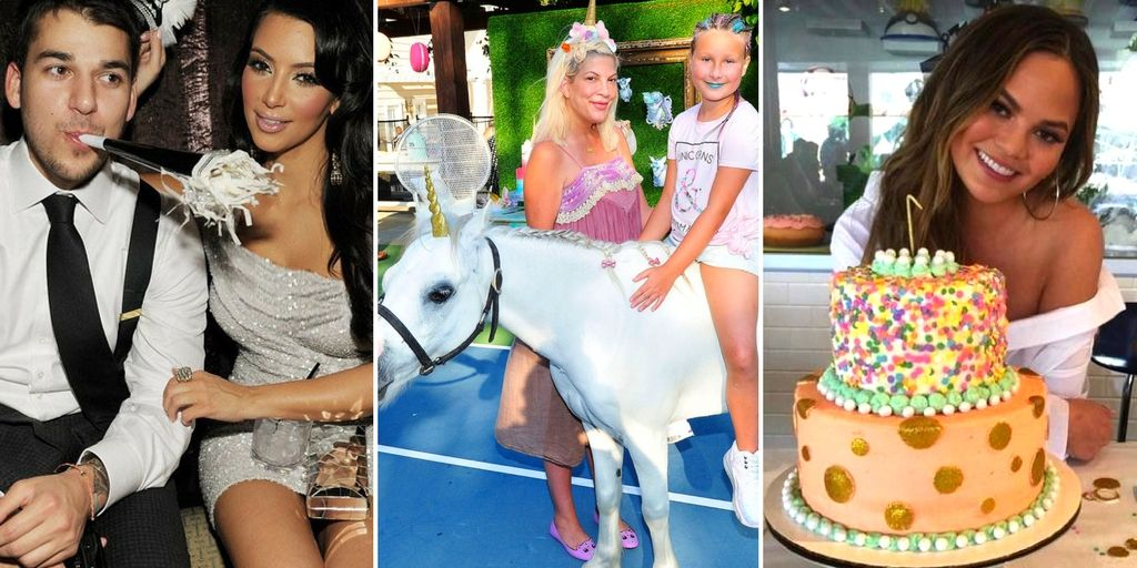 15 Over The Top Celebrity Birthday Cakes The Rest Of Us Couldnt Afford