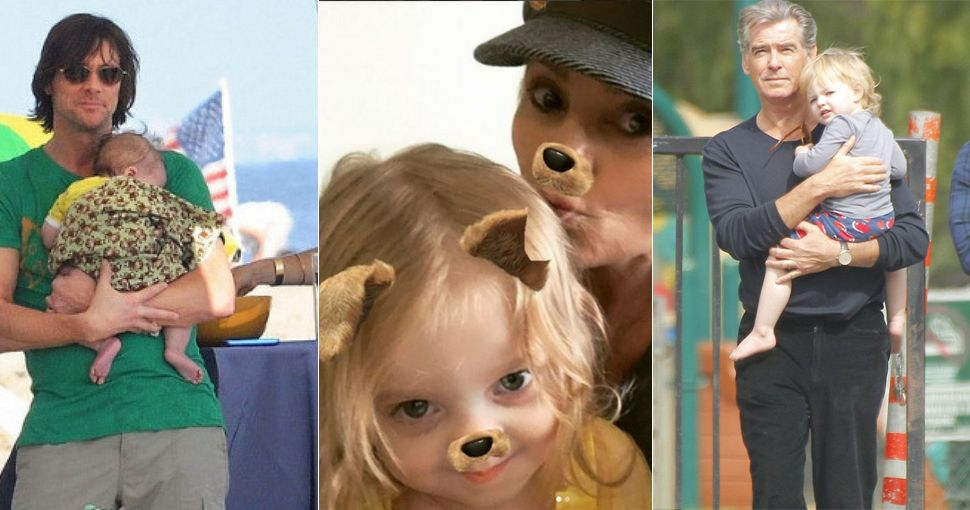 15 Of The World's Youngest Celeb Grandparents | BabyGaga