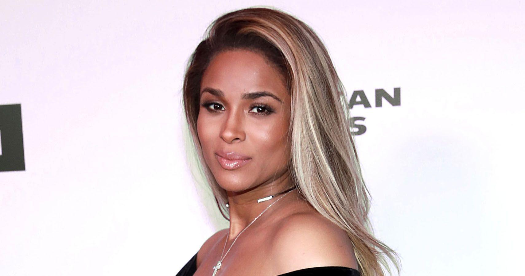 Ciara Talks Weight Loss After Pregnancy | BabyGaga