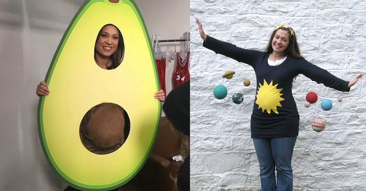 7879b9f928d18 These Are The 20 Best Pregnant Halloween Costumes | BabyGaga