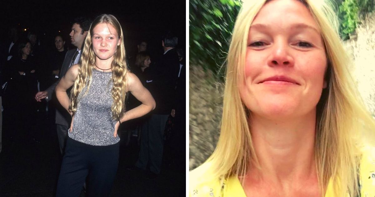 20 Pics Of Julia Stiles Before And After She Became A Mom