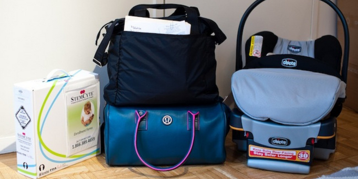 10 Overlooked Items To Include In Your Hospital Bag | BabyGaga
