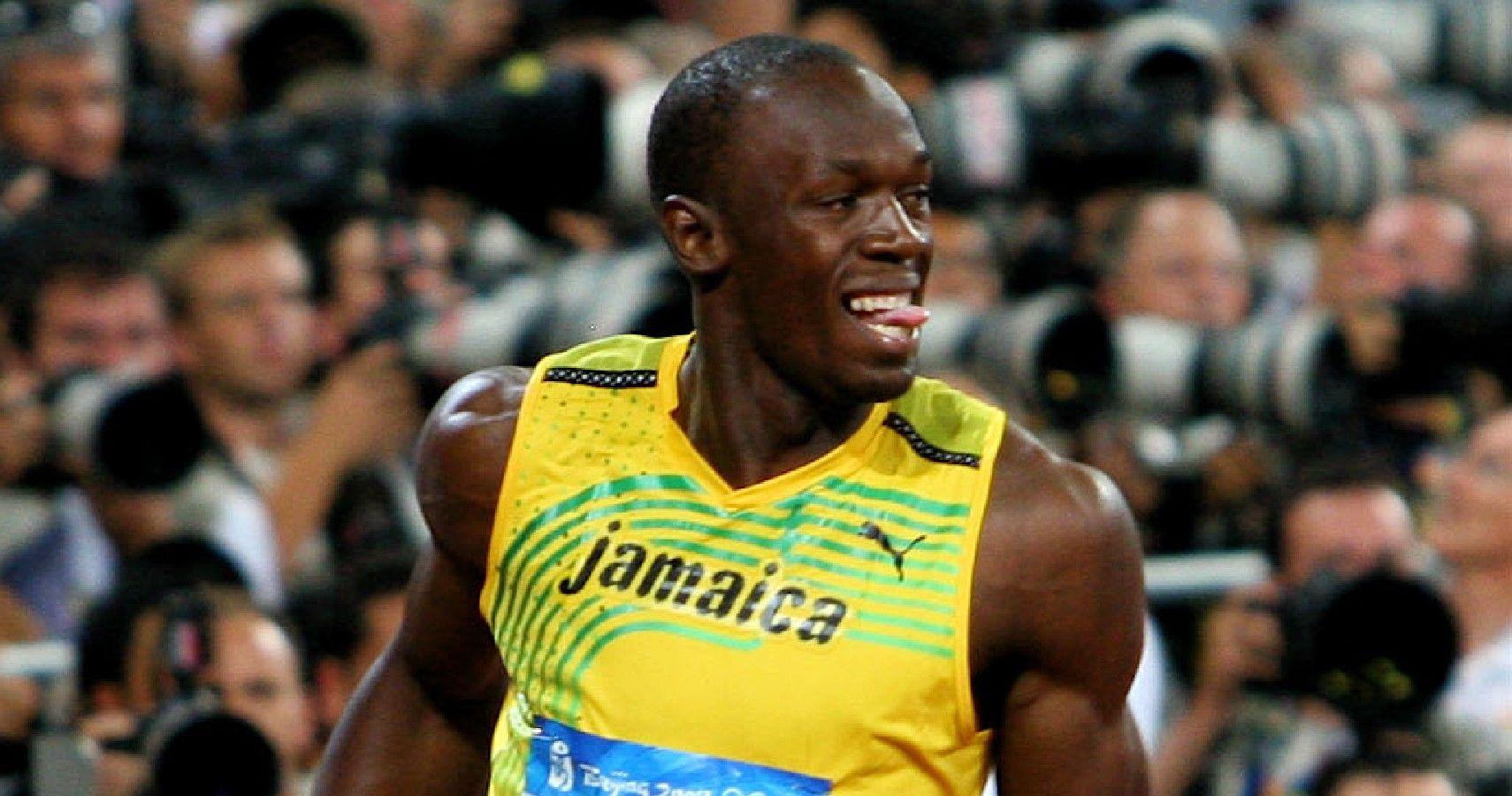 Usain Bolt & Kasi Bennett Welcome Twins In Secret | BabyGaga